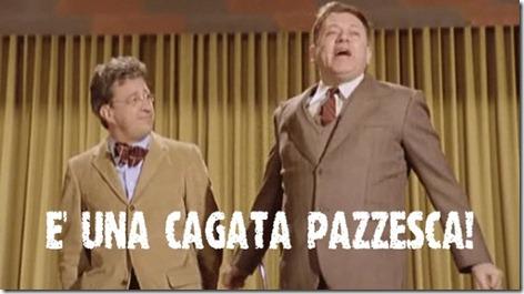 Cagata Pazzesca - Fantozzi