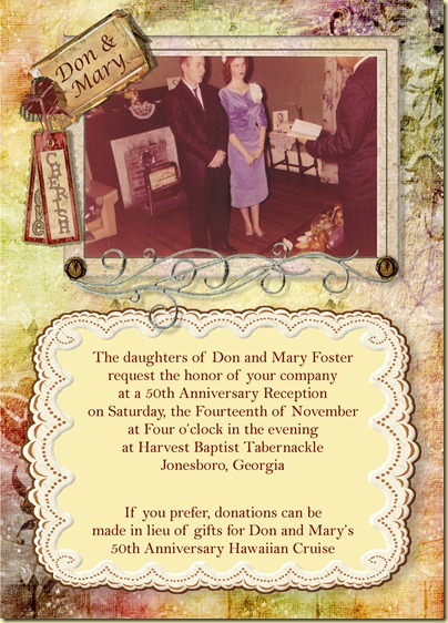 Don & Mary Foster 1
