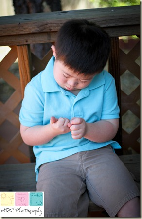 Solano County Child Portrait Photography - Special Needs Photography (3 of 16)