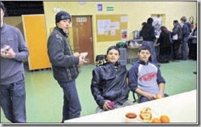 Le gîte et le couvert assurés, les demandeurs sont nombreux à profiter de l'abri PC de la Vallée de la Jeunesse.