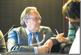 RÉSOLUTION Roger Saugy a provoqué le débat en proposant d'éviter de renvoyer les mineurs non accompagnés. Photo ARC / Jean-Bernard Sieber