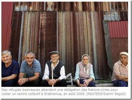 bosnie retour déplacés