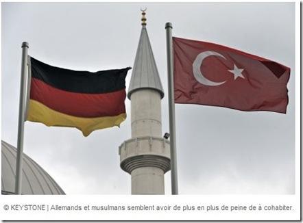 Allemagne Turquie