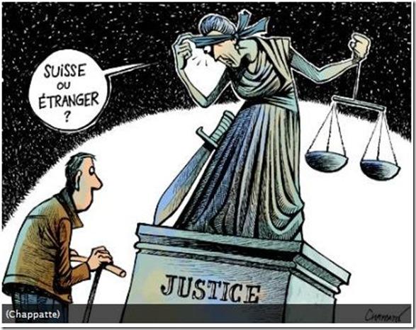 chapatte justice discriminatoire