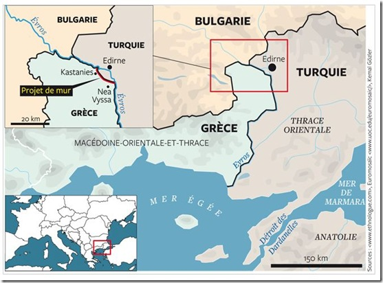 mur grèce infographie