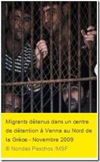 migrants grèce msf