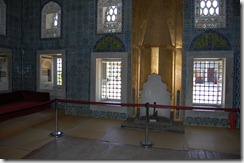 Turkia 2009 - Estambul - Palacio de Topkapi - 055