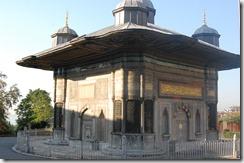 Turkia 2009 - Estambul - Palacio de Topkapi - 001