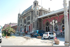 Turkia 2009 - Estambul  -Estacion de Sirkeci (Orient express)    240