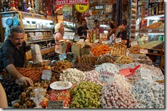 Turkia 2009 - Estambul  -Bazar de las especias    255