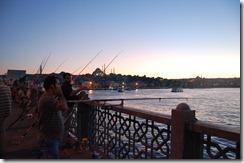 Turkia 2009 - Estambul  -Puente Galata     551