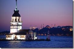 Turkia 2009 - Estambul  - Uskudar, Harem (lado asiatico del Bosforo)    385