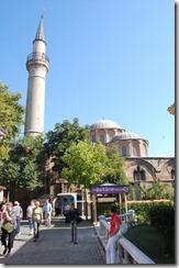 Turkia 2009 - Estambul  - San Salvador en Chora , Museo Kariye     424