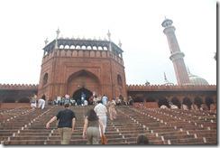 India 2010 - Delhi -  Jamma Masjid  , 13 de septiembre   02