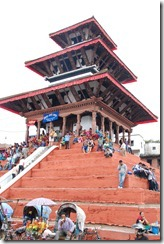 Nepal 2010 -Kathmandu, Durbar Square ,- 22 de septiembre   35