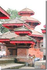 Nepal 2010 -Kathmandu, Durbar Square ,- 22 de septiembre   84