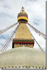 Nepal 2010 - Kathmandu ,  Estupa de Bodnath - 24 de septiembre  -    04