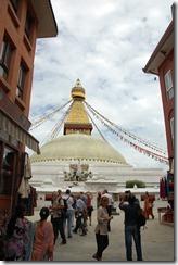 Nepal 2010 - Kathmandu ,  Estupa de Bodnath - 24 de septiembre  -    01