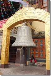 Nepal 2010 - Kathmandu ,  Estupa de Bodnath - 24 de septiembre  -    54
