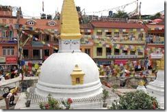 Nepal 2010 - Kathmandu ,  Estupa de Bodnath - 24 de septiembre  -    69
