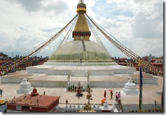 Nepal 2010 - Kathmandu ,  Estupa de Bodnath - 24 de septiembre  -    110