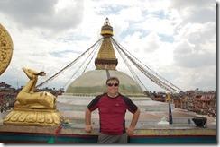 Nepal 2010 - Kathmandu ,  Estupa de Bodnath - 24 de septiembre  -    114