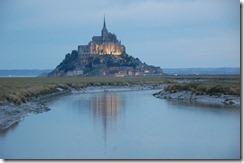 Oporrak 2010,-  Le Mont Saint Michel  - 96