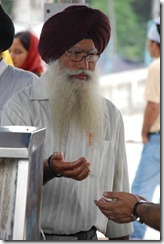 India 2010 -  Delhi  - Templo Sikh  , 13 de septiembre   27