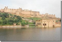 India 2010 -   Jaipur - Fuerte  Amber , 15 de septiembre   05