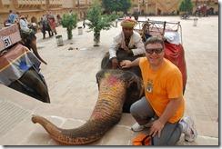 India 2010 -   Jaipur - Fuerte  Amber , 15 de septiembre   65