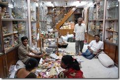 India 2010 -  Jaipur , paseo nocturno por el mercado , 15 de septiembre   02