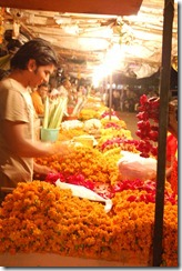 India 2010 -  Jaipur , paseo nocturno por el mercado , 15 de septiembre   38