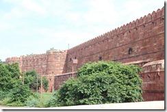 India 2010 - Agra - Fuerte Rojo , 17 de septiembre   05
