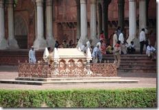 India 2010 - Agra - Fuerte Rojo , 17 de septiembre   20