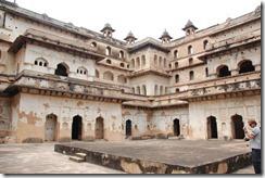 India 2010 -Orcha, palacio del Raj Mahal, 18 de septiembre   31