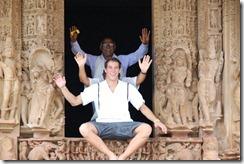 India 2010 -Kahjuraho  , templos ,  19 de septiembre   27