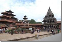 Nepal 2010 - Patan, Durbar Square ,- 22 de septiembre   10