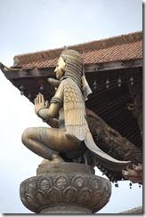 Nepal 2010 - Patan, Durbar Square ,- 22 de septiembre   36