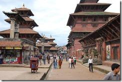 Nepal 2010 - Patan, Durbar Square ,- 22 de septiembre   14