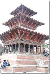 Nepal 2010 - Patan, Durbar Square ,- 22 de septiembre   26