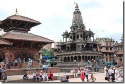 Nepal 2010 - Patan, Durbar Square ,- 22 de septiembre   31