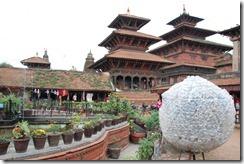 Nepal 2010 - Patan, Durbar Square ,- 22 de septiembre   74
