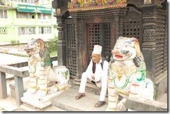 Nepal 2010 - Patan, Durbar Square ,- 22 de septiembre   83