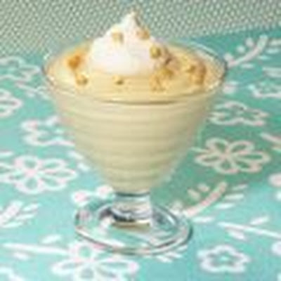 Silky Peanutty Mousse