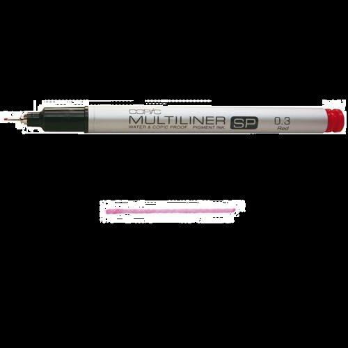 Too コピック マルチライナー SP カラー 0.3 ピンク