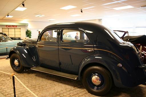 1935 Volvo Pv36 Carioca. kronor and Volvo didn#39;t