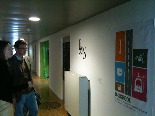 Laboratoire d'innovation design à l'ENPC