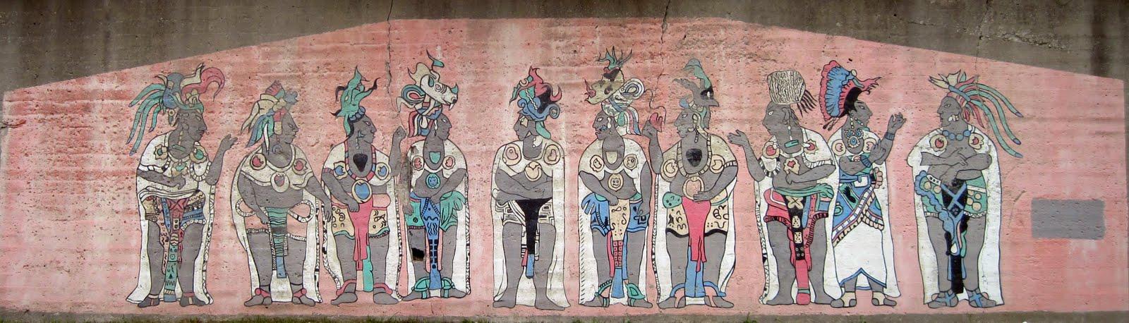 Best graffiti world avenida cesar e chavez kansas city for Cesar chavez mural