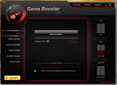 Download Game Booster Baru
