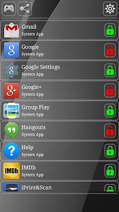 App Lock (Keypad) APK for Bluestacks
